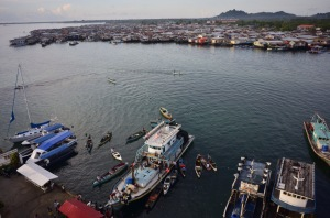 Industri Perikanan/  Semporna Sabah