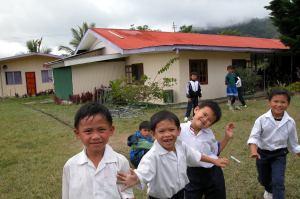 Murid-murid sekolah/Sabah