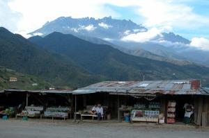 Gunung Kinabalu/Sabah