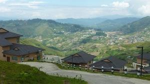 Permandangan Kawsan Pergunungan/ Kundasang, Sabah